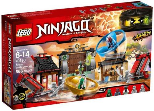 LEGO Ninjago Airjitzu Turnierarena (70590)