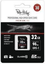 Peter Hadley PremiumLine SDHC UHS-I U3 32GB