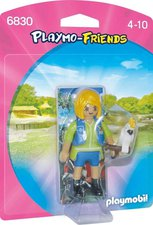 Playmobil Playmo-Friends - Tiertrainerin mit Kakadu (6830)