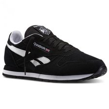Reebok Classic Leather Suede black/white