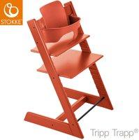 Stokke Tripp Trapp incl. Babyset Orange