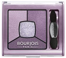Bourjois Smoky Stories Quad Eyeshadow 07 In Mauve Again