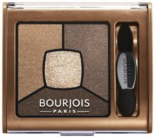 Bourjois Smoky Stories Quad Eyeshadow 06 Upside Brown