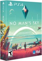No Man's Sky:  Limited Edition (PS4)