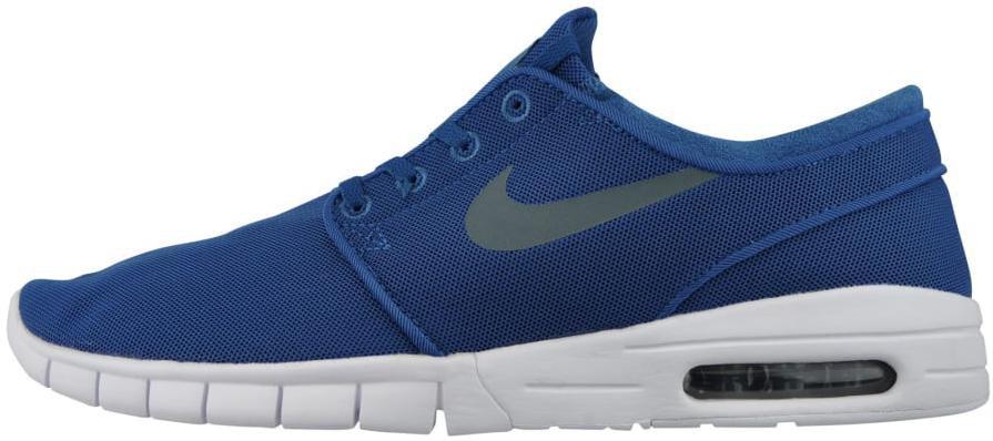 half off 5399b 79a26 Nike SB Stefan Janoski Max Sneaker (blau) im Preisvergleich
