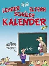 Lappan Verlag Lehrer, Eltern, Schüler Kalender 2016/2017 Uli Stein