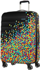 American Tourister Palm Valley Spinner 77 cm pixel black