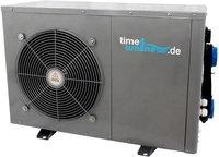 time4wellness Pool-Wärmepumpe ECO 8 kW