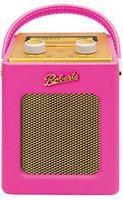 Roberts Revival Mini Tropical hot pink