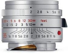Leica Summicron-M 35mm f2.0 (silber)