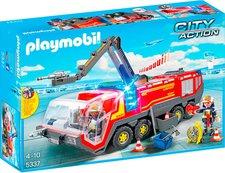 Playmobil City Action - Flughafenlöschfahrzeug mit Licht und Sound (5337)