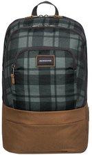 Quiksilver Burst Backpack plaid tarmac (kta9)