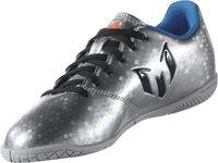 Adidas Messi 16.4 Indoor J silver met/core black/shock blue