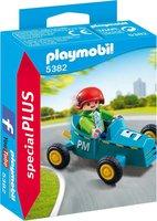 Playmobil Special Plus - Junge mit Kart (5382)