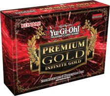 Yu-Gi-Oh Premium Gold Pack 3: Infinite Gold  (44812)