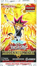 Yu-Gi-Oh Millenium Pack Booster