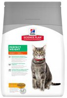 Hills Feline Adult Perfect Weight mit Huhn (8 kg)