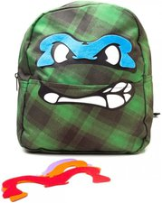 Bioworld Merchandising Ninja Turtles Mini Backpack With Mask