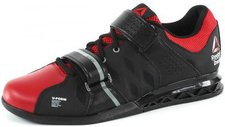 Reebok CrossFit Lifter Plus 2.0 black/excellent red/flat grey