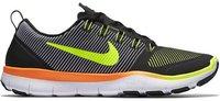 Nike Free Train Versatility black/volt/total orange