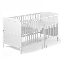 Schardt Conny Kombi-Kinderbett weiß (40761902)