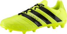 Adidas Ace 16.3 FG Men solar yellow/core black/silver metallic (AQ4456)