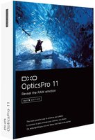 DxO OpticsPro 11 Elite