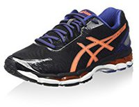 Asics Gel-Glorify 2 black/deep cobalt/shocking orange
