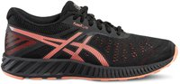 Asics Fuzex Lyte Women black/flash coral
