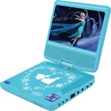 Lexibook DVDP6FZ-06 Frozen DVD-Player