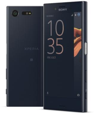 Sony Xperia X Compact Universe Black ohne Vertrag