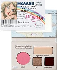 The Balm Autobalm Hawaii Face Palette (4g)
