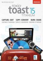 Corel Toast 15 Titanium