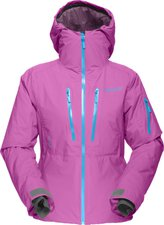 Norrona Lofoten Gore-Tex Primaloft Jacket W Pumped Purple