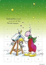 Lupu Oups Adventkalender 2016