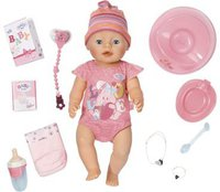 Zapf Creation Baby Born Interactive Girl