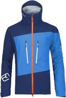 Ortovox 3L Guardian Shell Jacket M Strong Blue