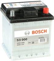 Bosch Automotive S3 12V 40Ah (0 092 S30 000)