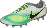 Nike Magista Opus II FG pure platinum/black/ghost green/clear jade