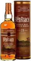 BenRiach 21 Jahre Tawny Port Finish 0,7l 46%
