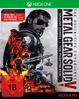Metal Gear Solid 5: The Definitive Experience (Xbox One)