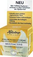 Heliotrop Multiactive Hyaluron Nachtcreme (50ml)