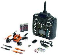 Carson X4 Quadcopter Spy Sport orange RTF (500507106)