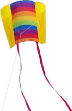 Colours in Motion Beach Kite RAINBOW