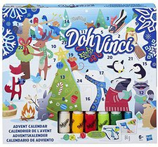 Hasbro DohVinci Adventskalender 2016