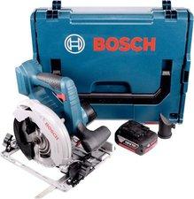 Bosch GKS 18V-57 G Professional (1 x 6,0 Ah in L-Boxx ohne Ladegerät)