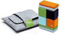 Tegu Original Pocket Pouch 8 Teile Nelson