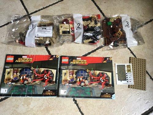 LEGO Marvel Super Heroes Doctor Strange und sein Sanctum Sanctorum (76060)