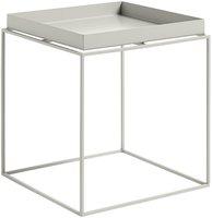 HAY Tray Table 40x40cm warm grau