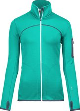 Ortovox Merino Fleece Jacket W Aqua